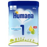 Humana Anfangsmilch 1 800g