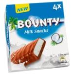 Bounty Milk Snacks 120g
