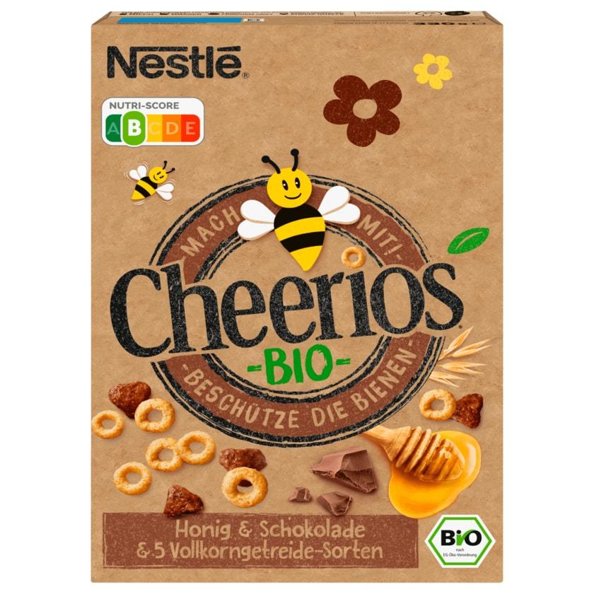 Nestlé Cheerios Bio Honig & Schoko 330g