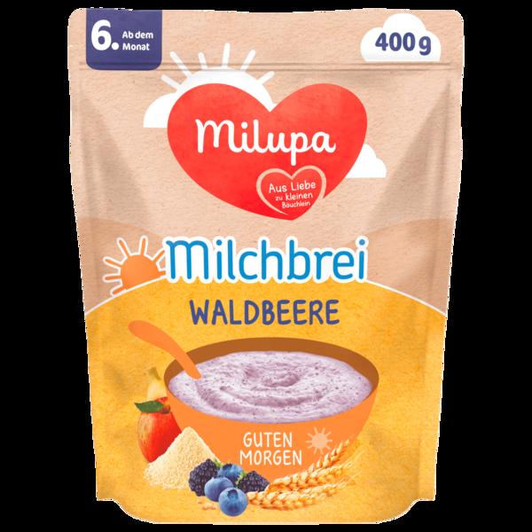Milupa Milchbrei Waldbeere 400g