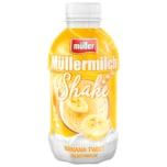 Müller Müllermilch Shake Banana Twist Geschmack 400ml