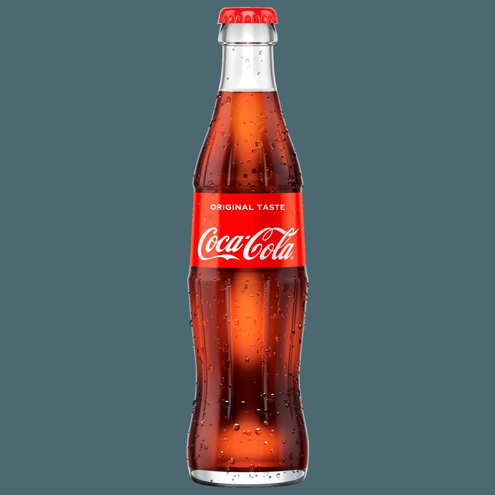 Coca-Cola 0,33l Glasflasche bei REWE online bestellen!