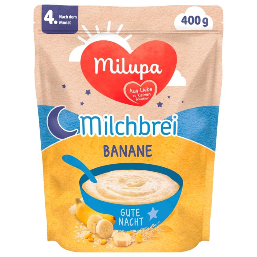 Milupa Milchbrei Banane 400g