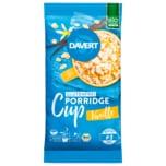 Davert Porridge Cup Vanille 65g