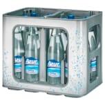 Azur Mineralwasser Spritzig 12x0,75l