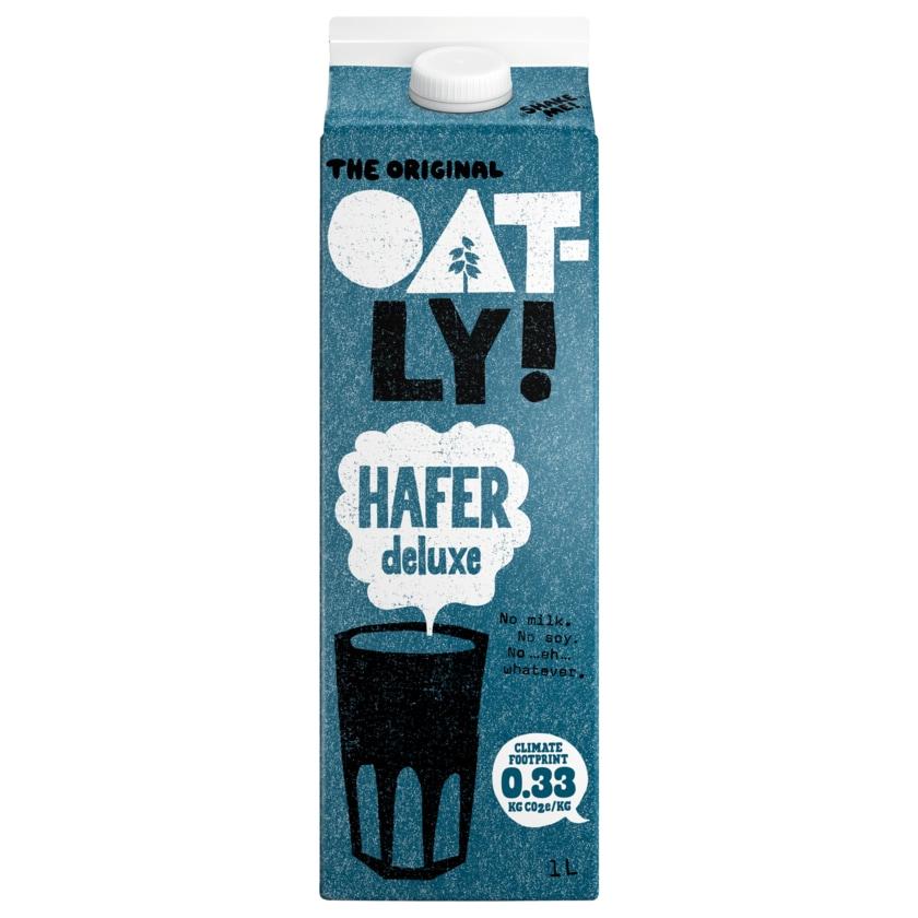 Oatly Haferdrink Hafer Deluxe 1l