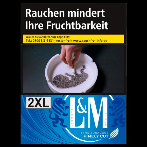L&M Blue 2XL 26 Stück