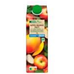 REWE Bio Apfel-Mango Saft 1l