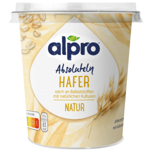 Alpro Absolutely Hafer Natur 350g
