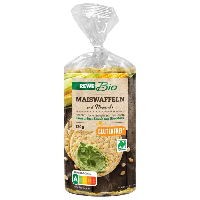 REWE Bio Maiswaffeln 115g