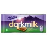 Milka Darkmilk Haselnuss 85g