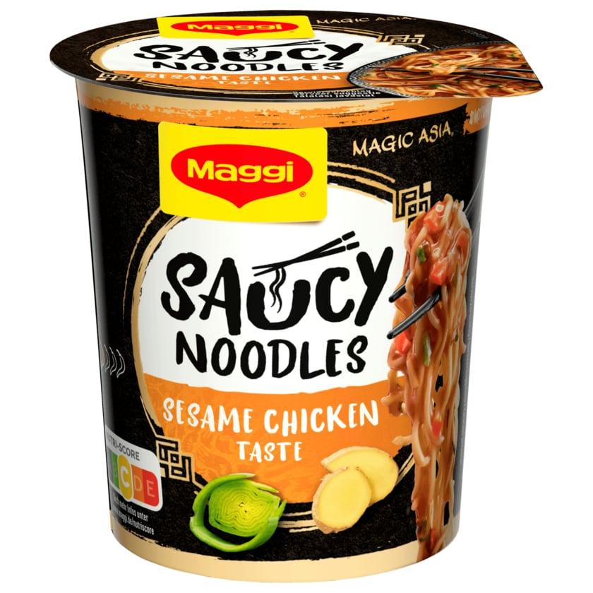 Maggi Saucy Noodles Sesame Chicken Taste 75g