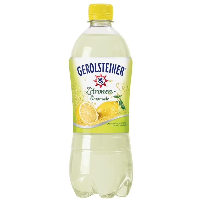 Gerolsteiner Zitronenlimonade 0,75l