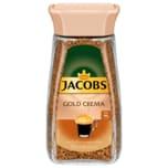 Jacobs Gold Crema löslicher Kaffee 200g