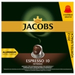 Jacobs Kaffeekapseln Espresso 10 Intenso 114g, 22 Nespresso kompatible KapselnT