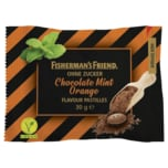 Fisherman's Friend Chocolate Mint Orange 30g