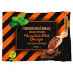 Fisherman's Friend Chocolate Mint Orange 30g