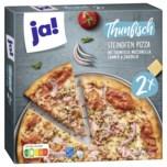 ja! Steinofen Pizza Thunfisch 2x355g