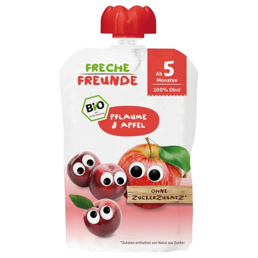 Freche Freunde Bio Pflaume & Apfel 100g
