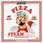 Gangstarella Pizza Rindersalami 442g