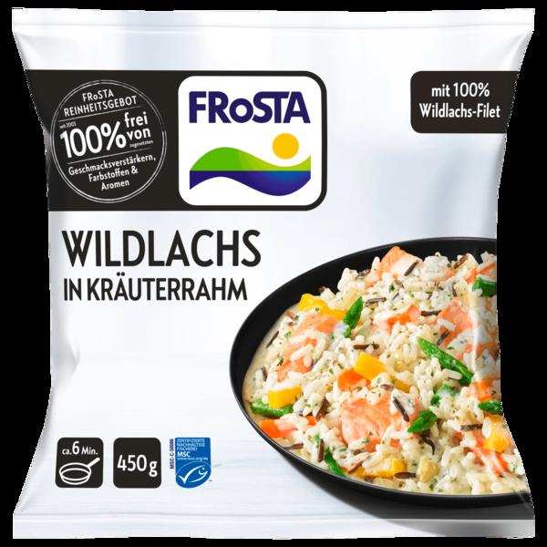 Frosta MSC Wildlachs in Kräuterrahm 450g