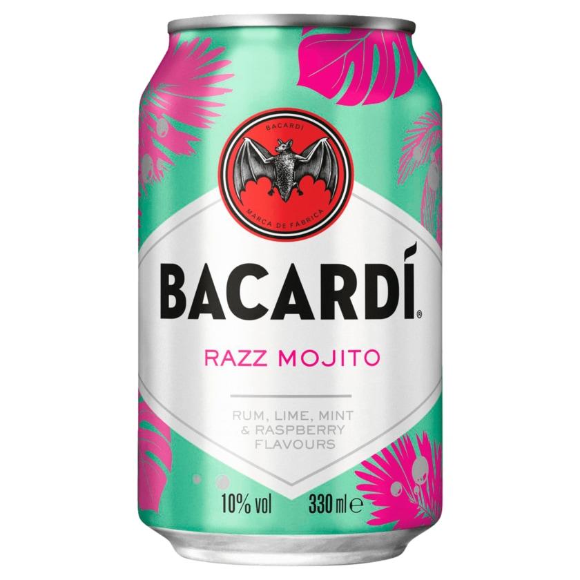 Bacardi Razz Mojito 0,33l