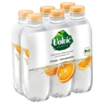 Volvic Mineralwasser Orange-Holunderblüte 6x0,75l