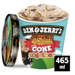Ben & Jerry's Eis Waffle Cone Together 465ml