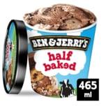 Ben & Jerry's Eis Half Baked Brownies & Cookie Dough 465ml