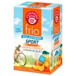 Teekanne frio Sport Vital Mango-Orange 45g, 18 Beutel