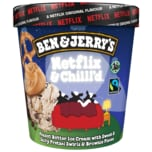 Ben & Jerry's Eis Netflix & Chilll'd 465ml