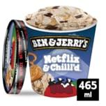 Ben & Jerry's Eis Netflix & Chilll'd 465ml