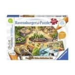 Ravensburger tiptoi Puzzle für kleine Entdecker: Zoo
