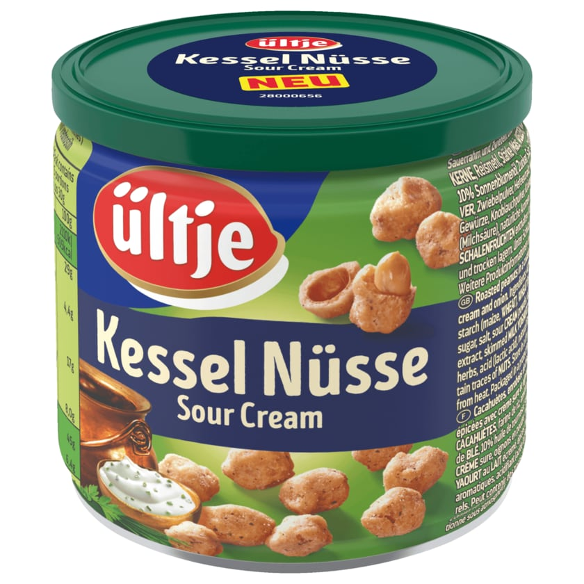 Ültje Kessel Nüsse Sour Cream 150g
