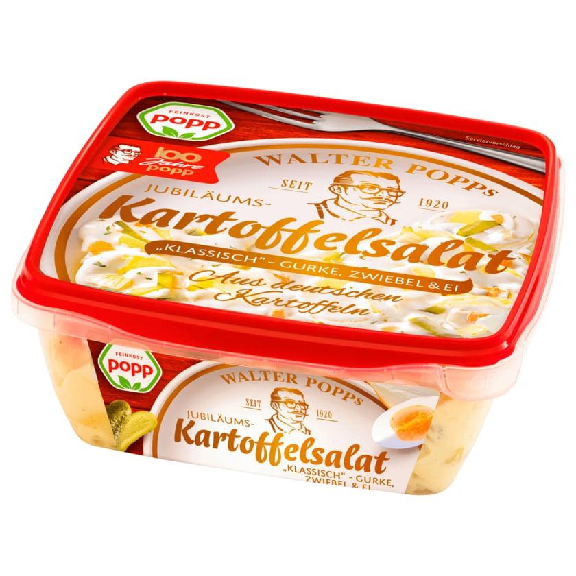 Popp Jubiläums-Kartoffelsalat Gurke, Zwiebel & Ei 400g