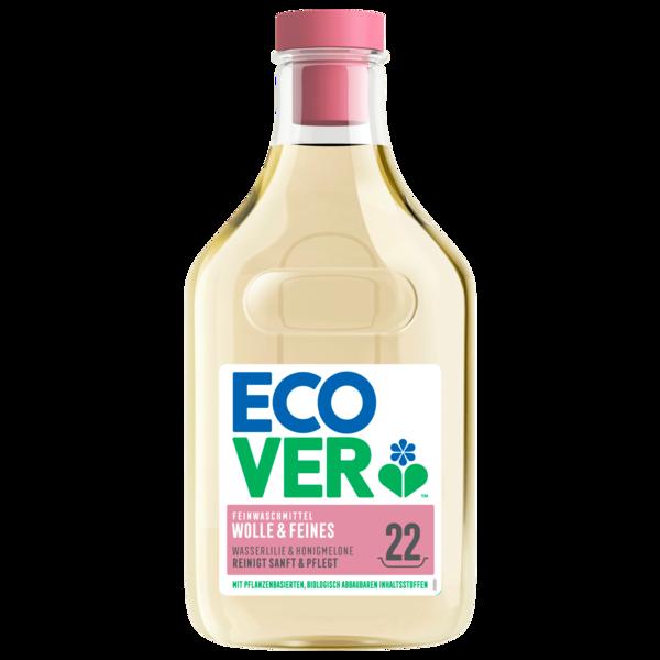 Ecover Feinwaschmittel flüssig Wasserlilie & Honigmelone 1000ml