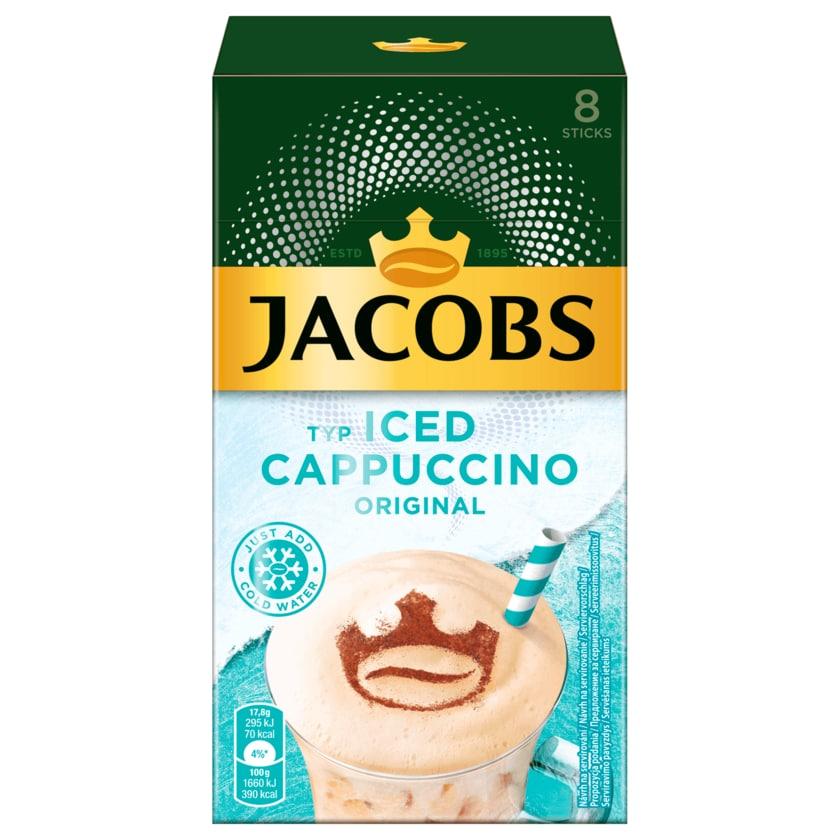 Jacobs Iced Capuccino Original 142g