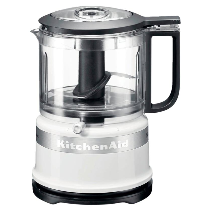 KitchenAid Classic Mini-Food-Processor 5KFC3516EWH weiß