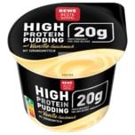 REWE Beste Wahl High Protein Pudding Vanille 200g