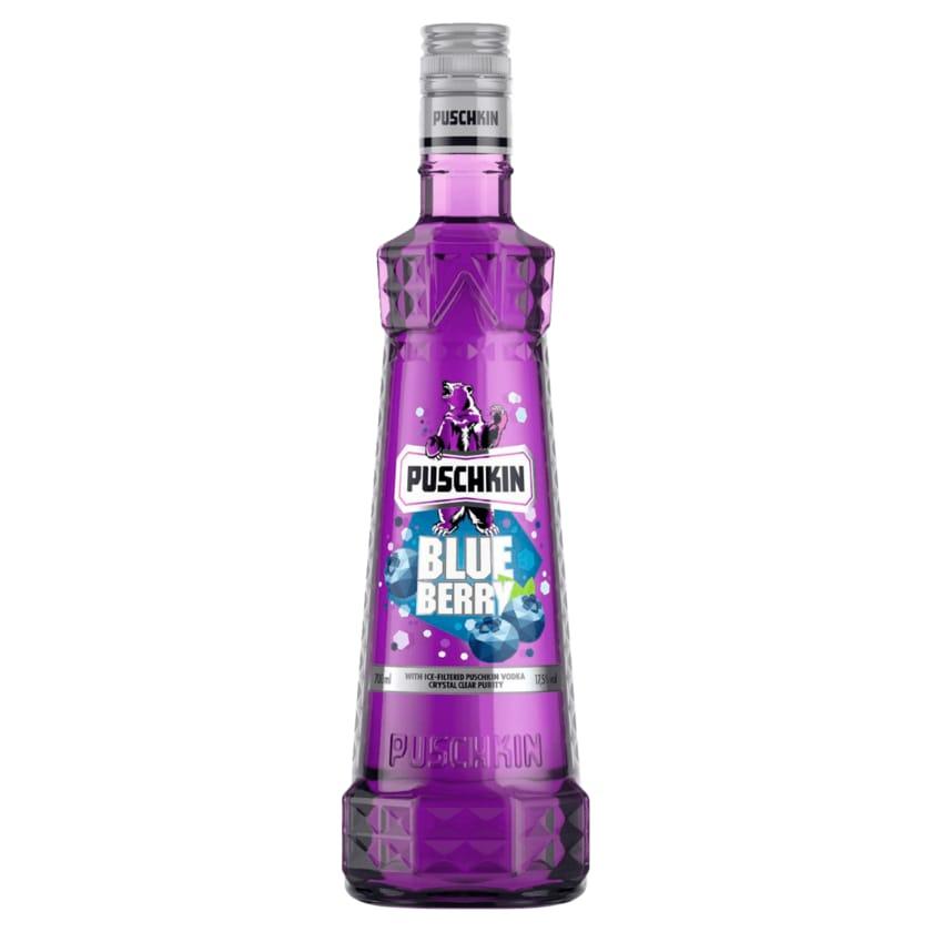 Puschkin Blue Berry 0,7l