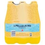 S. Pellegrino Essenza Zitrone & Zitronenzeste 6x0,5l