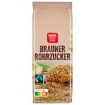 REWE Beste Wahl Rohrohr-Zucker unraffiniert 500g