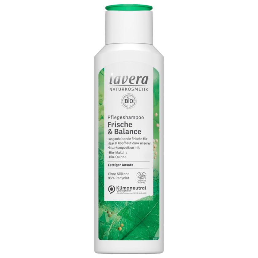 Lavera Pflegeshampoo Frische & Balance 250ml