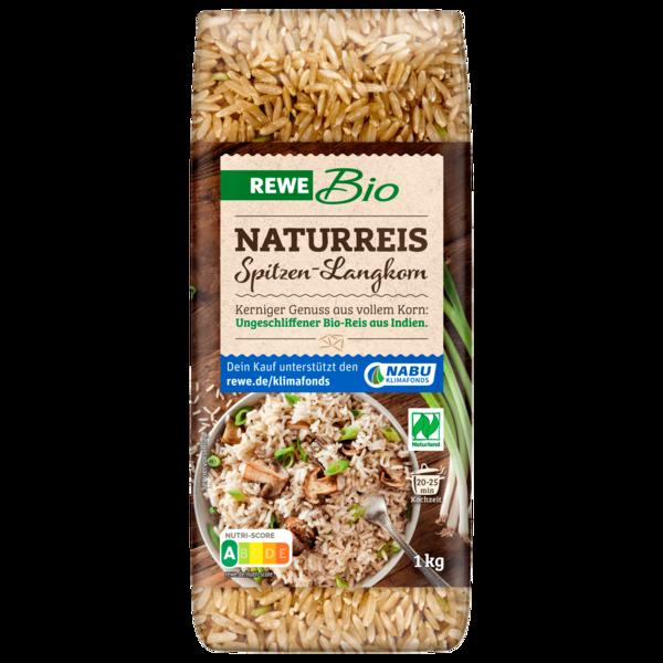 REWE Bio Naturreis Spitzen-Langkorn 1kg
