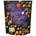 REWE Beste Wahl Beer Style Erdnuss Mix 120g