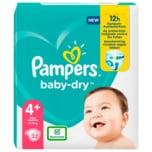 Pampers Baby Dry Gr.4+ 10-15kg 32 Stück