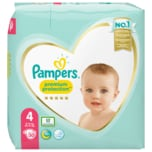 Pampers Premium Protection Gr.4 Maxi 9-14kg 30 Stück