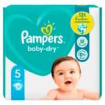 Pampers Baby Dry Gr.5 11-16kg 31 Stück