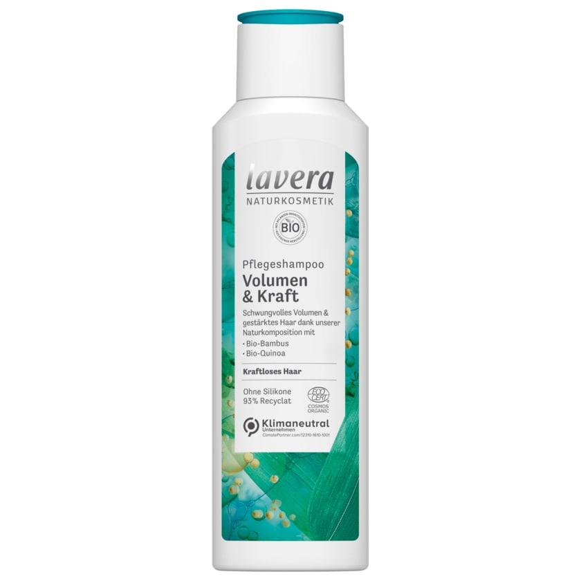 Lavera Pflegeshampoo Volumen & Kraft 250ml