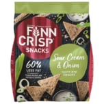 Finn Crisp Snacks Sour Cream & Onion 150g